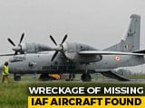 Video : Wreckage Of Missing Air Force An-32 Plane Found In Arunachal Pradesh