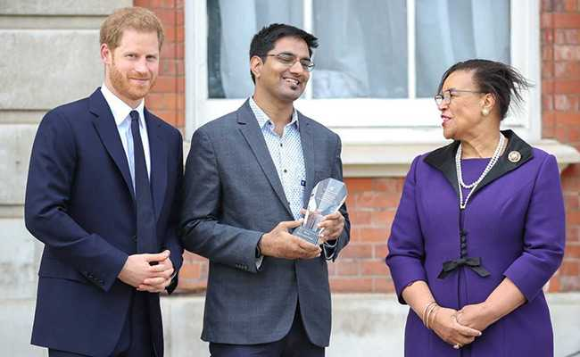 Indian-Origin Engineer's Breathing Device For Infants Wins UK Award