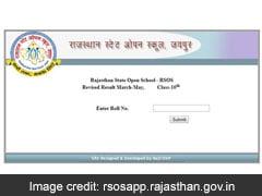 RSOS 10th Result 2019: राजस्थान ओपन 10वीं रिजल्ट जारी, यहां डायरेक्ट लिंक से देखें