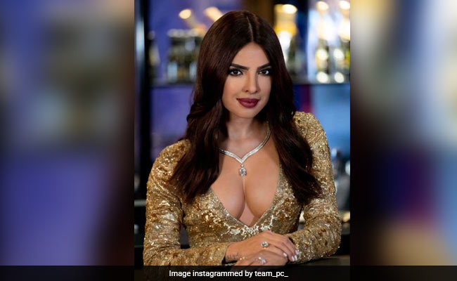 Now, Priyanka Chopra Gets A Wax Statue In London. See Pics