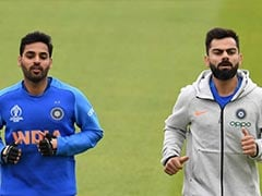 World Cup 2019: Bhuvneshwar Kumar Hits Nets Ahead Of India