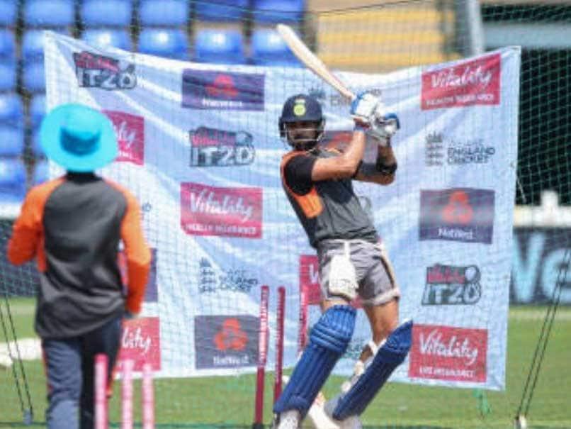 World Cup 2019: Virat receives injury while batting, but..