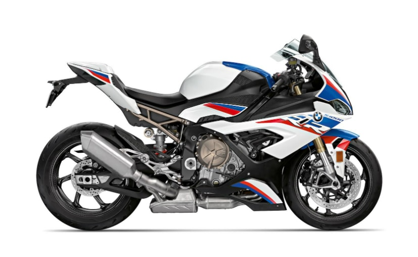 The 2019 BMW S 1000 RR will be launched on June 27, 2019