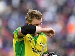 David Warner Is World Class, Will Bounce Back, Says Aaron Finch
