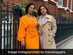 To Neena Gupta On Her 60th Birthday, With Love From Daughter Masaba