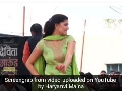 Sapna Choudhary Video: सपना चौधरी ने हरियाणवी सॉन्ग पर लगाए ठुमके, सोशल मीडिया पर धमाल मचा रहा है वीडियो