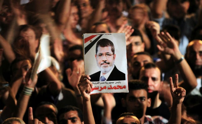 Mohamed Morsi Briefly Made History As Egypt's First Democratically Elected President