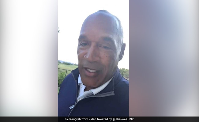 OJ Simpson Joins Twitter, 25 Years After Murders Of Ex-Wife, Her Friend