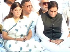 """""""Not Attended In 5 Years,"""" Says Varun Gandhi, Dropped From Top BJP Body"""