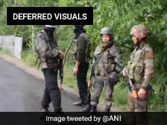 4 Terrorists Shot Dead In Encounter In Jammu And Kashmir's Shopian