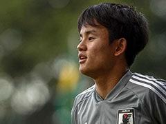 """Real Madrid Signing Takefusa Kubo """"Proud"""" Of """"Japanese Messi"""" Nickname"""