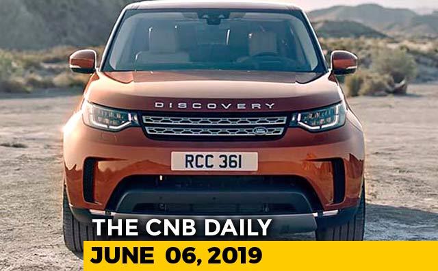 Video : Toyota Glanza, 2019 Land Rover Discovery, JLR-BMW EVs