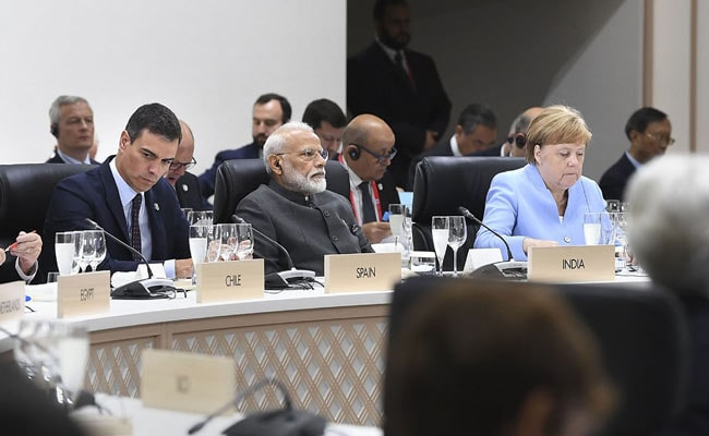 India At G20 Calls For Joint Action Against Fugitive Economic Offenders