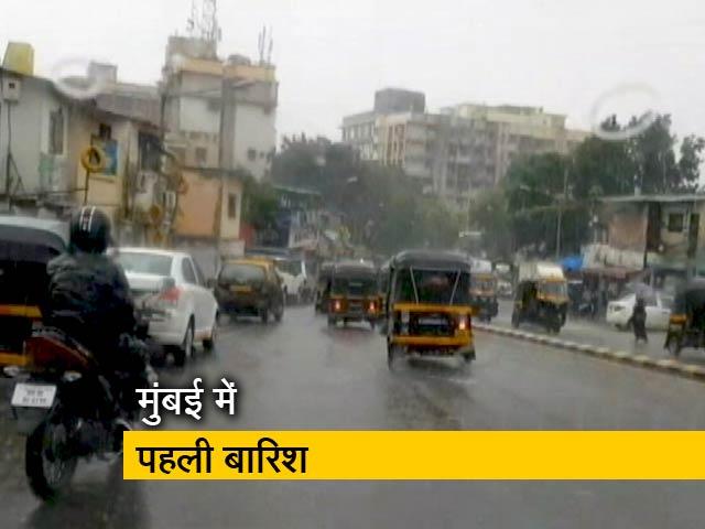 Videos : सिटी सेंटर: मुंबई में मानसून की पहली बारिश तो पानी के लिए तरसता जयपुर