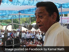 "Kamal Nath Hits Out At Shivraj Chouhan For Calling Nehru A ""Criminal"""