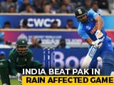 Video : World Cup 2019: Rohit Sharma, Kuldeep Yadav Star As India Beat Pakistan