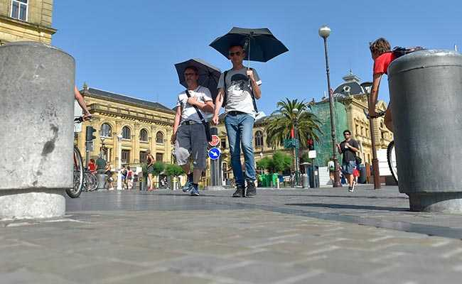 France, Germany, Poland Set Heat Records For June, Worst Yet To Come