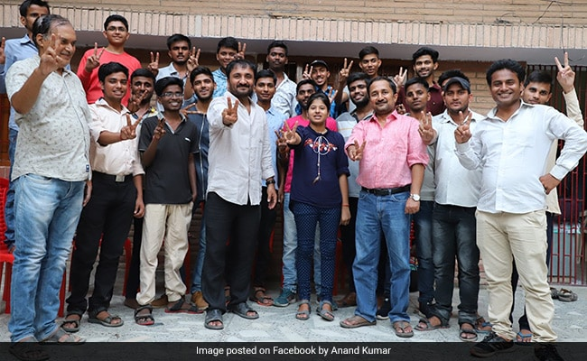18 Of 'Super 30' Students Crack IIT Entrance