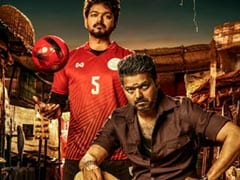 Tamil Star Vijay's Gift For Fans On Birthday - New Film <i>Bigil</i>