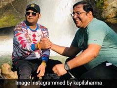 हिमाचल की वादियों में दोस्तों संग छुट्टियां मना रहे कपिल शर्मा, Photo हुई वायरल