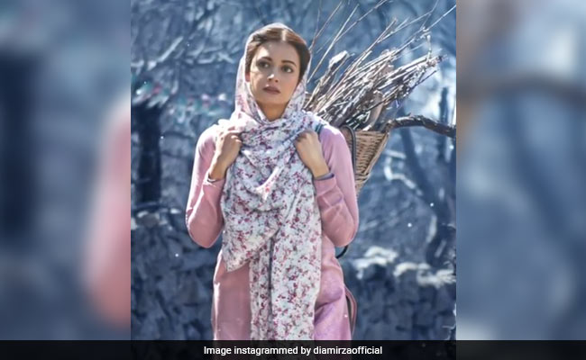 Dia Mirza On Playing A Pakistani Character In Kaafir: 'Trying To Address Prejudices'