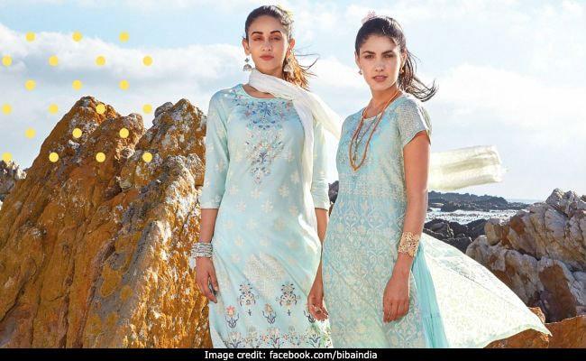 7 Gorgeous <i>Sharara</i> Suits To Nail Summer Ethnic Style