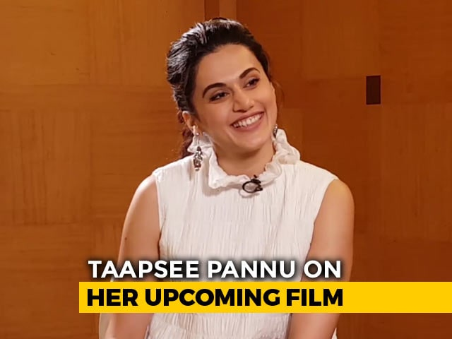 Taapsee Pannu On Balancing Bollywood And Southern Film Industry