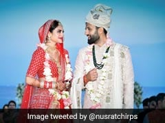 First-Time Lawmaker Nusrat Jahan Gets Married In Turkey, Tweets Photo