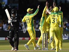 World Cup 2019: Mitchell Starc Stars As Australia Thump New Zealand