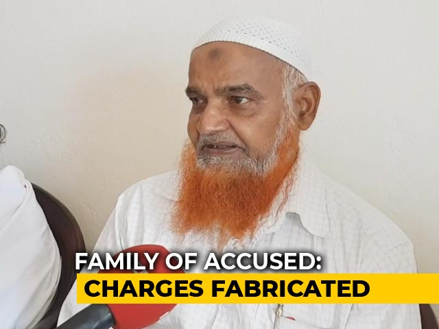 "Video : Families of ISIS Accused Deny Charges, Call Coimbatore Arrests ""Political"""
