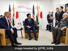 PM, Donald Trump, Shinzo Abe Focus On Indo-Pacific During Trilateral Meet