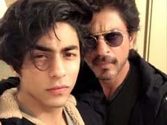 Shah Rukh Khan And Son Aryan Will Dub For Mufasa And Simba In <i>The Lion King</i>. So, Hakuna Matata