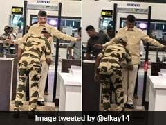 CM की कुर्सी से बेदखल होने के बाद चंद्रबाबू नायडू की हवाई अड्डे पर ली गई तलाशी, नहीं मिला VIP वाहन