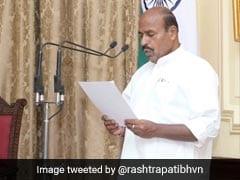BJP's Virendra Kumar Sworn In As Protem Speaker Of Lok Sabha