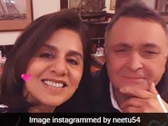Eid Mubarak: Neetu And Rishi Kapoor's Adorable Post From New York Gets A Whole Lot Of Love From Soni Razdan