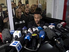 Brazilian Police File Defamation Complaint Against Neymar