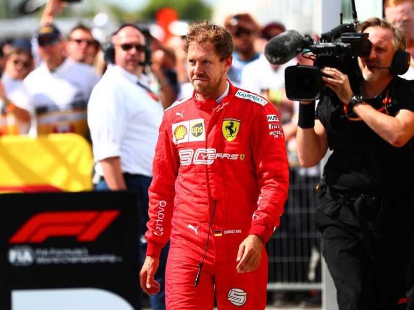 Ferrari Summoned Over Sebastian Vettel Appeal
