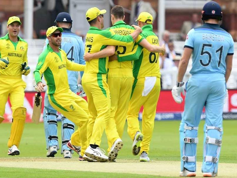 World Cup 2019, ENG vs AUS: Australia Reached Semi Final After Beating England By 64 Runs