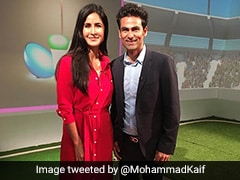 "Mohammad Kaif ""Finally"" Meets Katrina Kaif, Sends Twitter Into Frenzy"