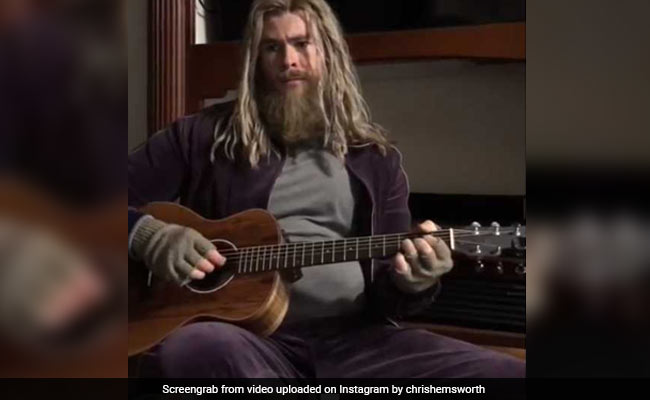 Men In Black: International Can Wait. Chris Hemsworth As Fat Thor Is Still 'Hurt'-ing