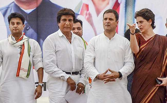 36 UP Congress Leaders Resign As Election Fallout Spreads