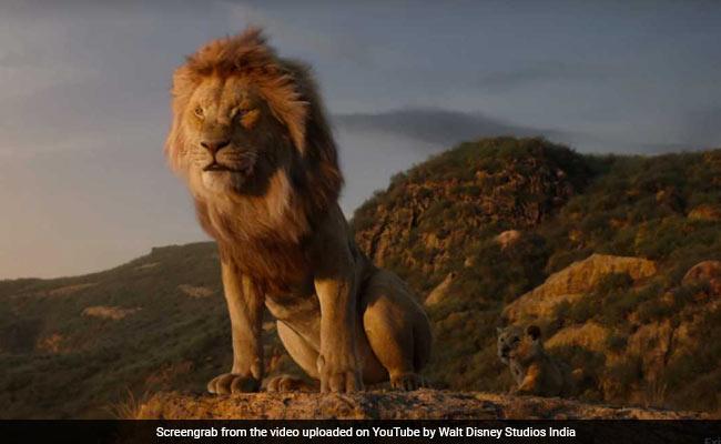 'सिंबा' की आवाज में 'द लायन किंग' का हिंदी टीजर रिलीज, शाहरुख की कॉपी निकले आर्यन खान