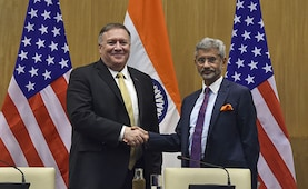 'Great Friends Bound To Have Differences': Pompeo After Talks In India