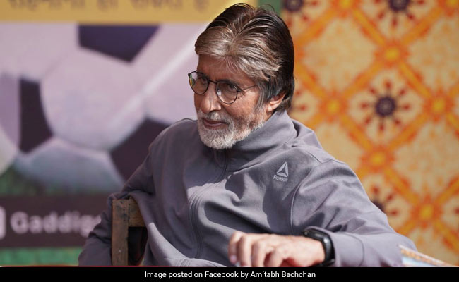Amitabh Bachchan Posts A Cautionary Note For Social Media Users
