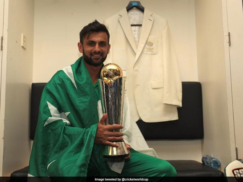 """Proud Of Everything You've Achieved"": Sania Mirza Wishes Shoaib Malik On Retirement"