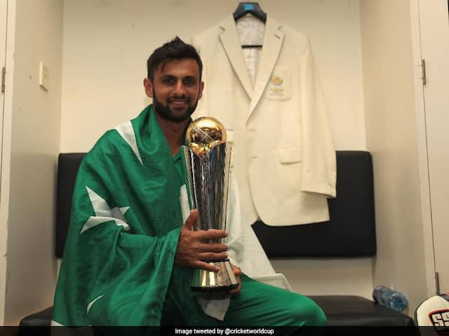 """Proud Of Everything Youve Achieved"": Sania Mirza Wishes Shoaib Malik On Retirement"