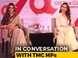"Video: ""West Bengal Not Burning"": Nusrat Jahan, Mimi Chakraborty On Off The Cuff"