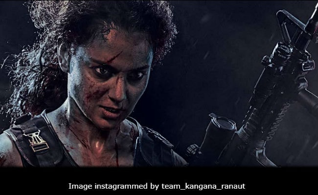 Kangana Ranaut's Rambo-esque Look For Dhaakad Is Totally Fierce