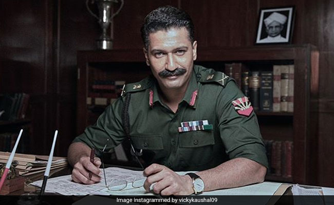 Vicky Kaushal 'Honoured' To Be Playing Sam Manekshaw And Sardar Udham Singh
