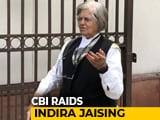 Video : CBI Raids Lawyers Indira Jaising, Anand Grover In Foreign Funding Case